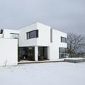 Wohnhaus mit Seesicht